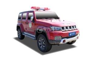 北京越野消防巡逻车