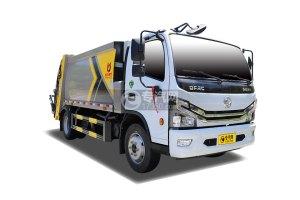東風D6國六壓縮式垃圾車