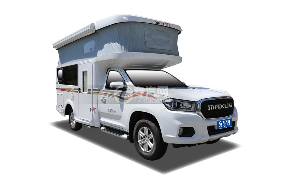 上汽大通T70 MAXUS國六C型房車