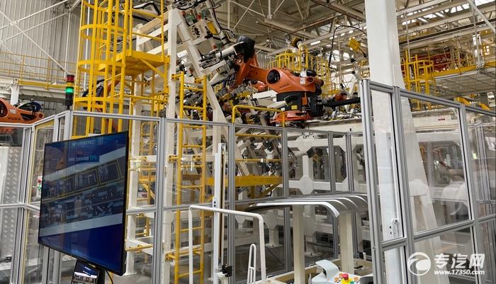 信息化、自動化的機械臂應用