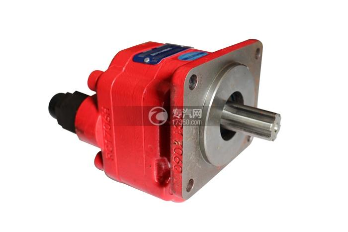 清障车左旋齿轮泵/清障车配件/齿轮泵左旋