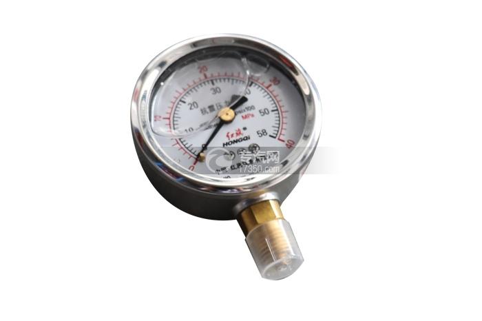 掃路車配件/掃路車40MPa液壓表/掃路車上裝通用配件