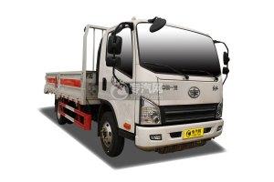解放虎VN國六4.15米氣瓶運輸車(欄板式)