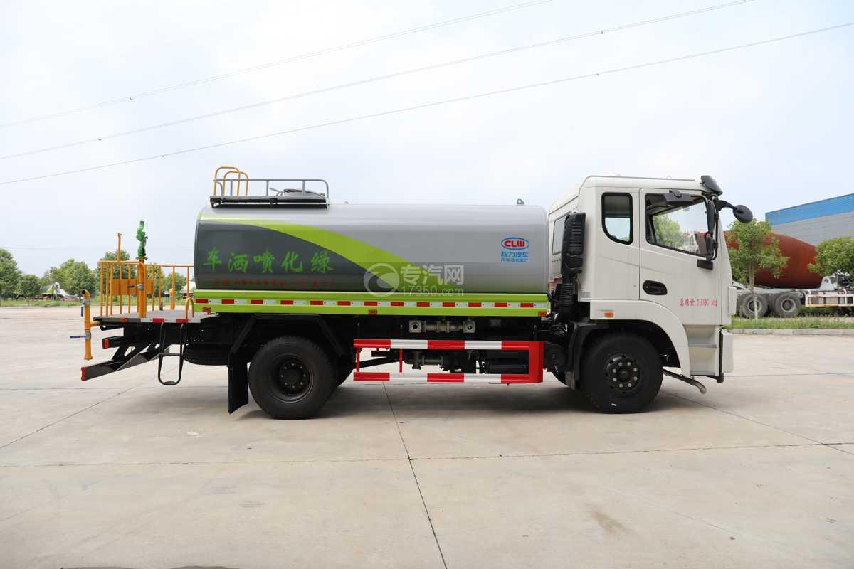 东风锦程V6国六10.11方绿化喷洒车右侧图