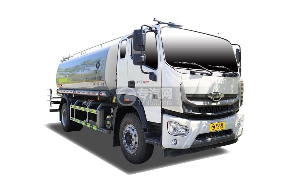 福田時代領航ES7國六15.8方多功能抑塵車
