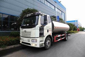 解放J6L国六10.9方鲜奶运输车图片