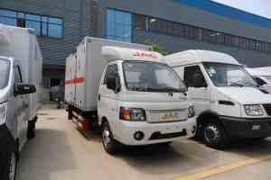 江淮愷達X5國六3米易燃氣體廂式運輸車圖片