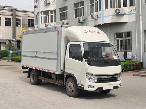 第347批次汽車公告新產品之福田領航S1國六售貨車多少錢?