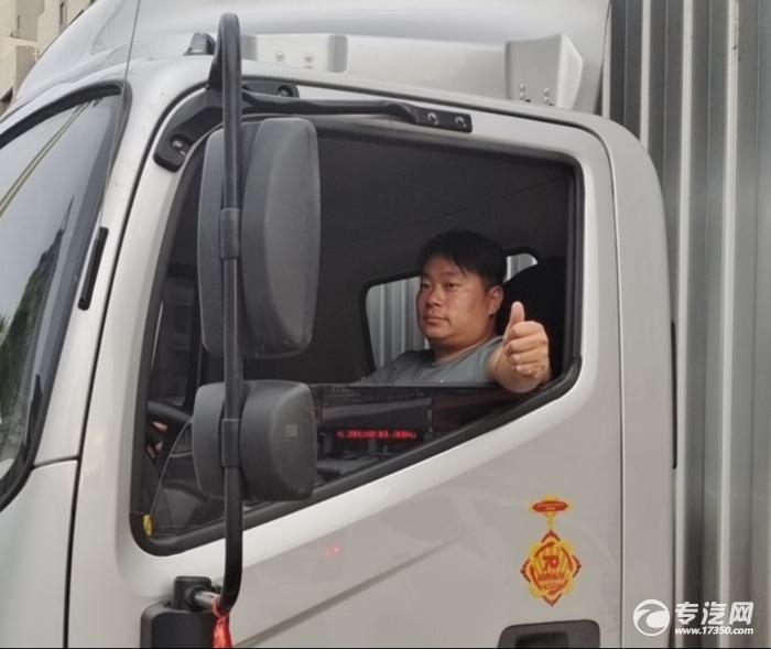朱涛点赞欧马可国六产品