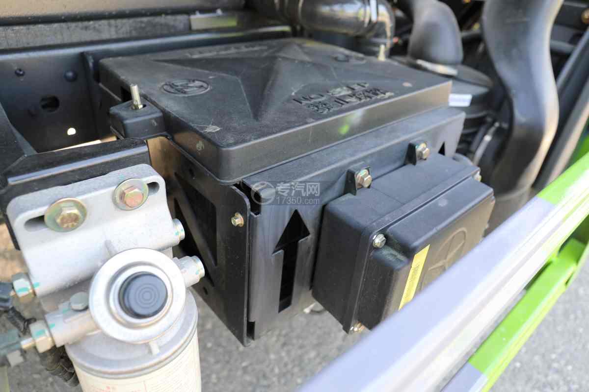 大运奥普力A3国六4.2方绿化喷洒车带雾炮电瓶