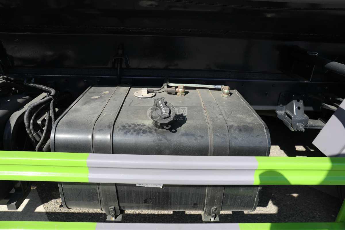 大运奥普力A3国六4.2方绿化喷洒车带雾炮油箱
