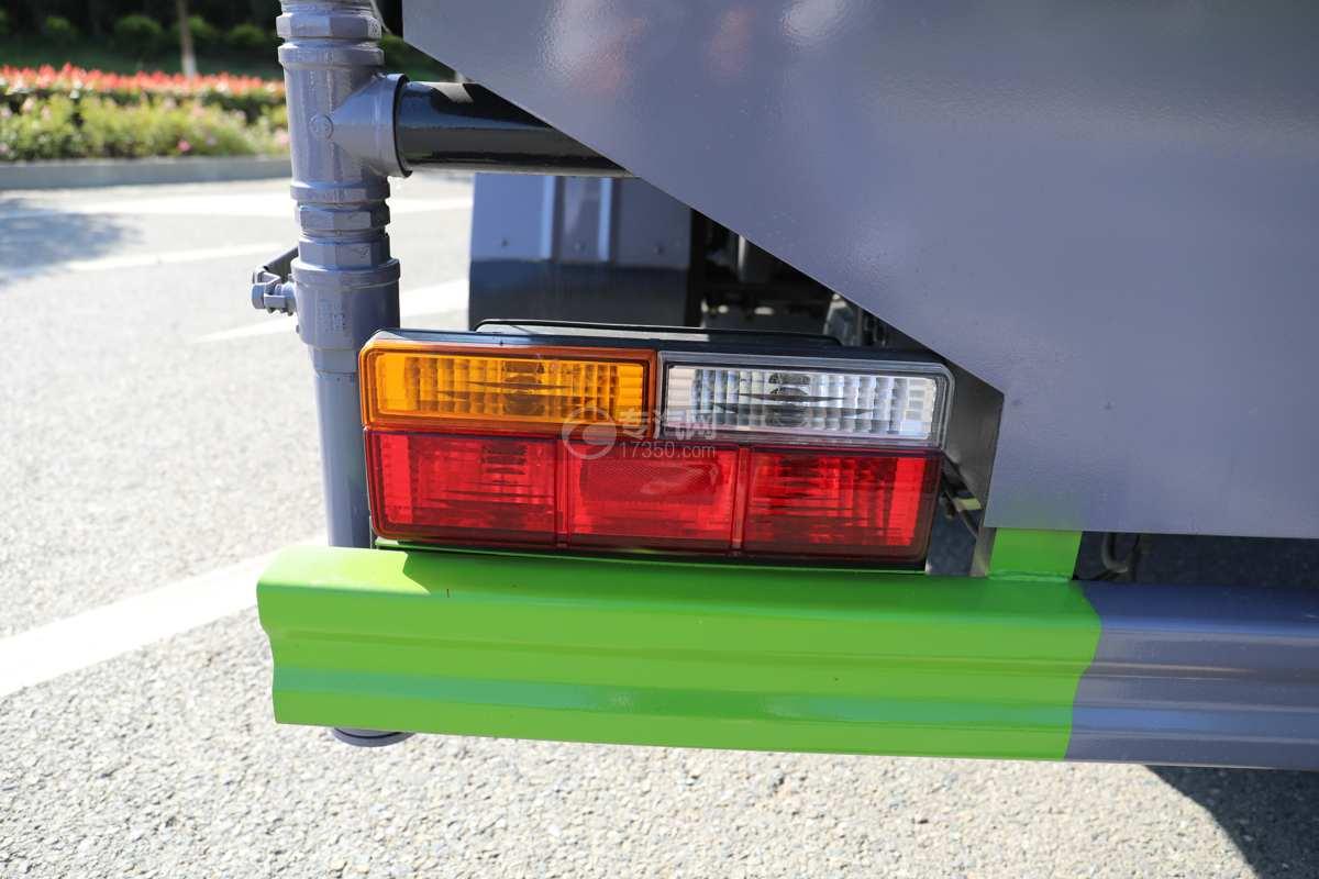 大运奥普力A3国六4.2方绿化喷洒车带雾炮尾灯