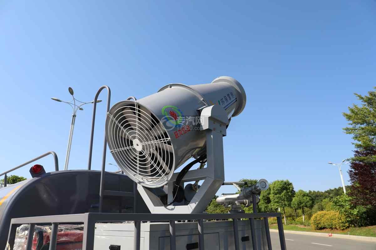 大运奥普力A3国六4.2方绿化喷洒车带雾炮雾炮