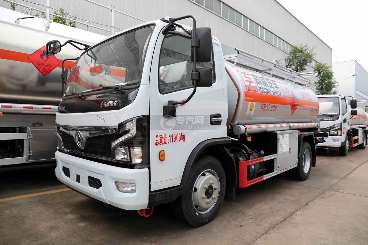 東風福瑞卡F6國六8.5方加油車圖片