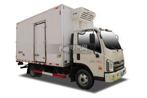 福田康瑞H2國六藍牌冷藏車