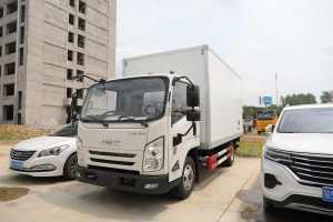 江淮凯运国六4.08米冷藏车图片