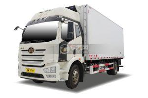 解放J6L精英版国六6.8米冷藏车