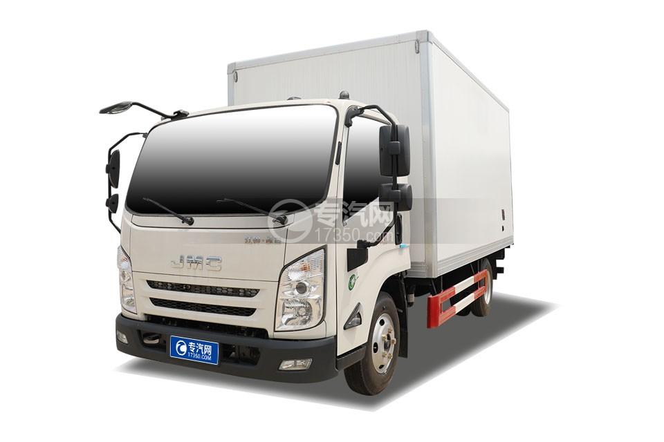 江淮凱運國六4.08米冷藏車