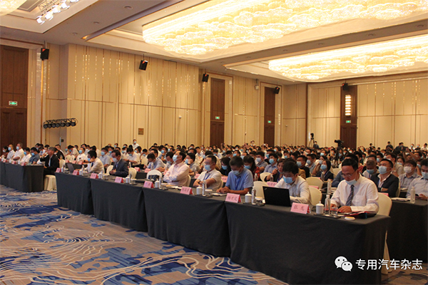 獨家| 轉型升級下,專家為專用汽車行業破局支大招——2021中國(梁山)專