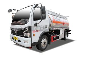 东风福瑞卡F6国六8.5方加油车
