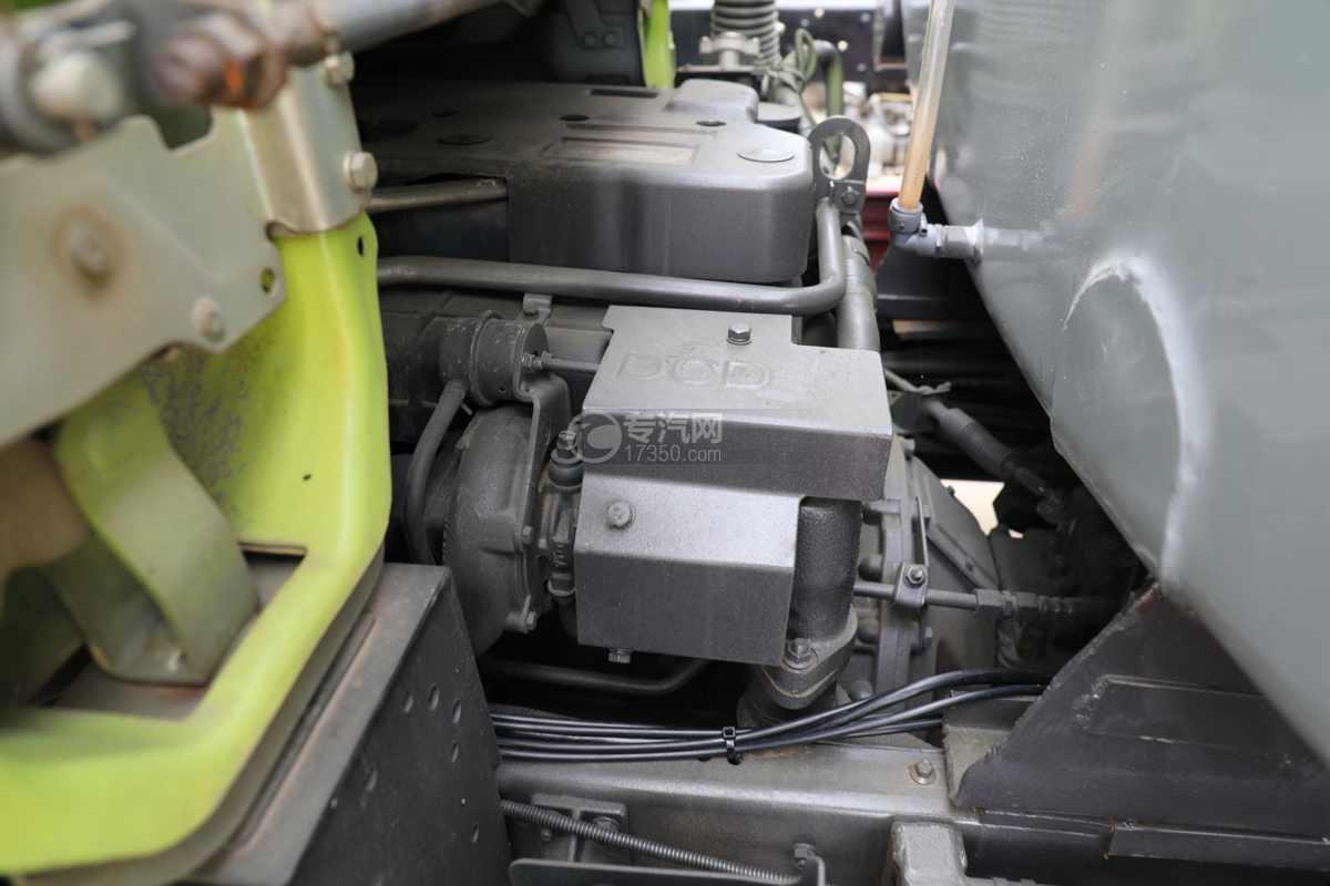 东风多利卡D6国六4方绿化喷洒车发动机