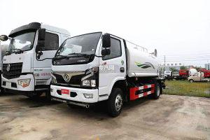 东风福瑞卡F6国六4方绿化喷洒车图片