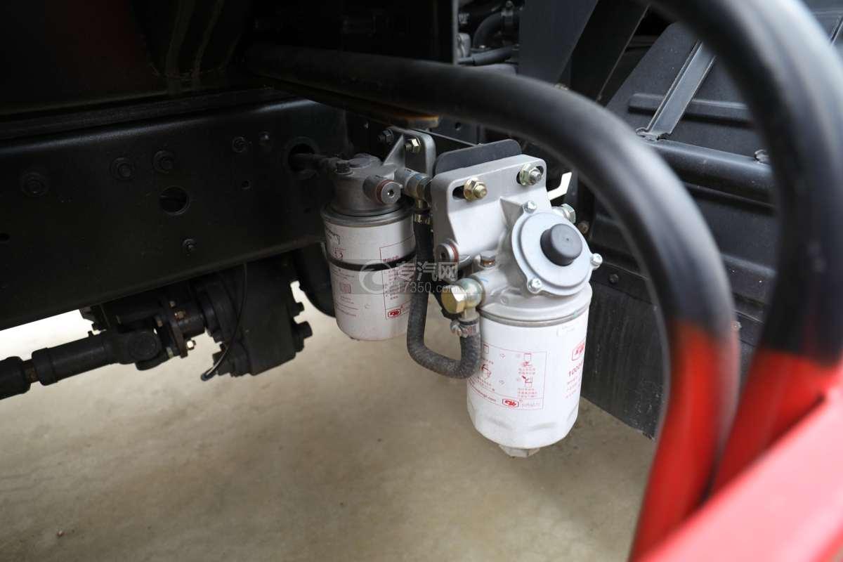 东风福瑞卡F6国六4方绿化喷洒车滤芯