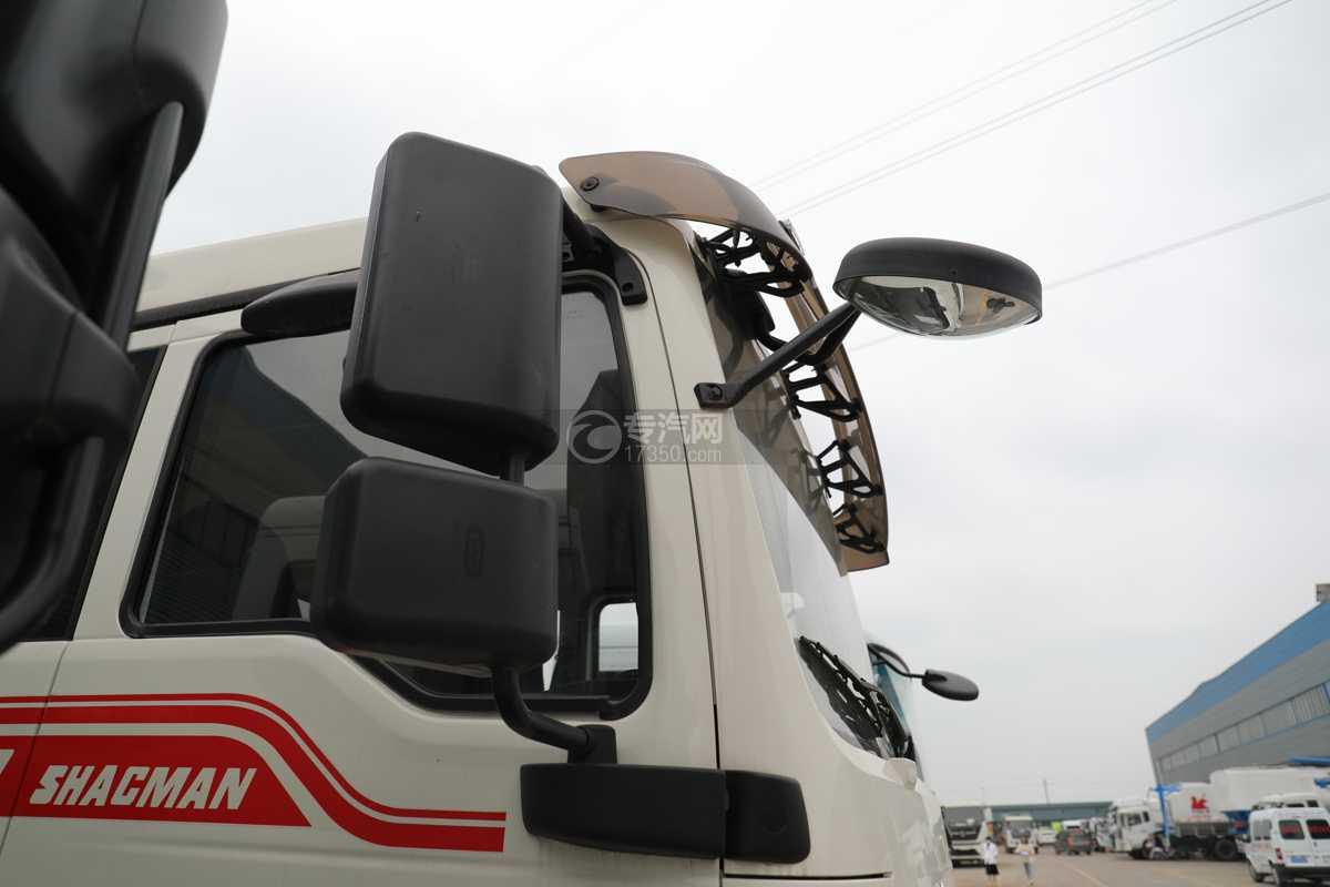 陕汽德龙L3000国六14.49方绿化喷洒车地视镜