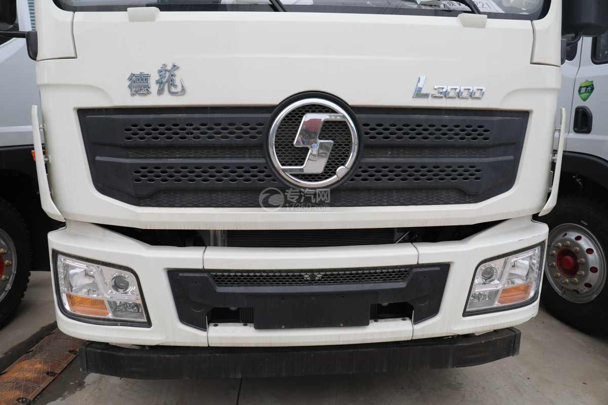 陕汽德龙L3000国六14.49方绿化喷洒车进网