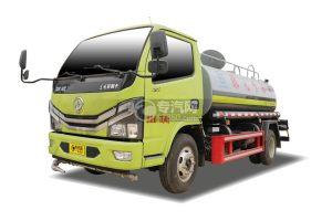 东风多利卡D6国六4方绿化喷洒车
