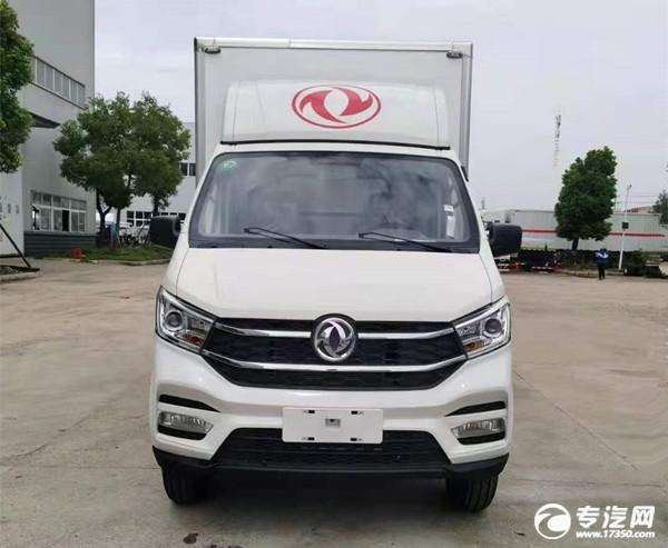 东风小霸王W18后双胎国六3米冷藏车