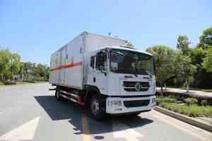 東風多利卡D9國六8米雜項危險物品廂式運輸車圖片
