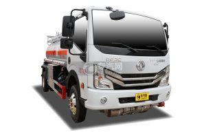 东风多利卡D6国六5.2方加油车