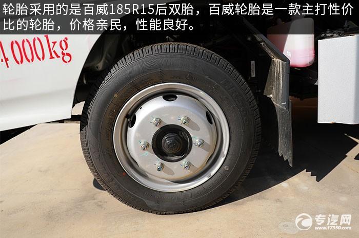江淮康铃X1国六蓝牌高压清洗车评测之综测篇