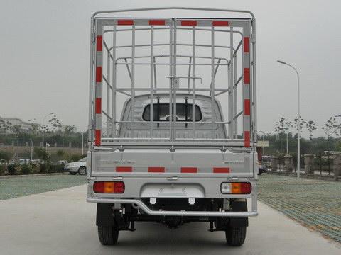 五菱牌WLQ5029CCYBCY型仓栅式运输车