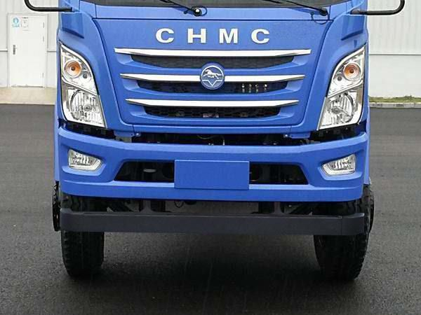 南駿牌CNJ3040ZFP33M型自卸汽車