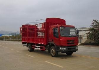 乘龙牌LZ5100CCYM3AA型仓栅式运输车