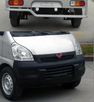 五菱牌LQG5029XXYPY型廂式運輸車