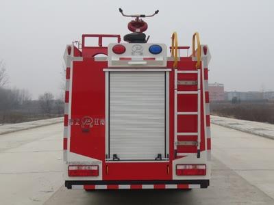 江特牌JDF5073GXFSG20/E6型水罐消防車
