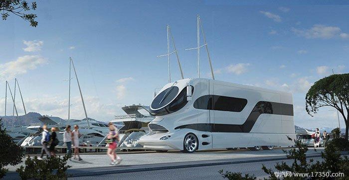 世界上最昂贵的房车——EleMMent Palazzo