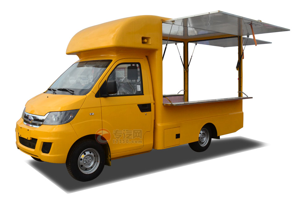 開瑞國五流動售貨車
