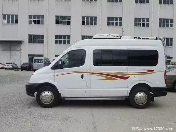 北京国际房车展 顺旅多款车型争芳斗艳
