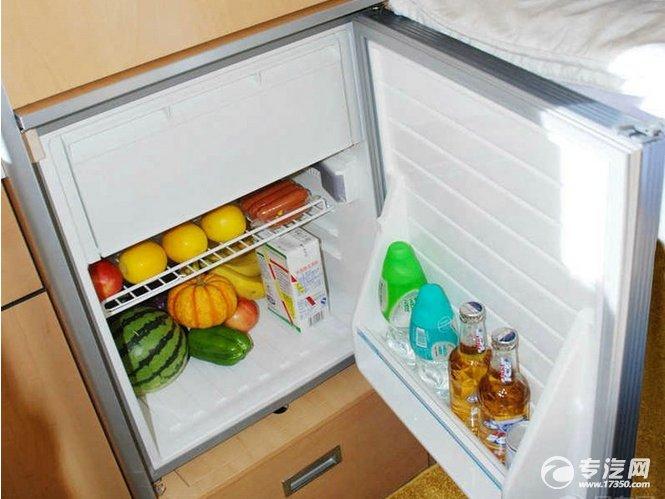 房车冰箱的保养和自检