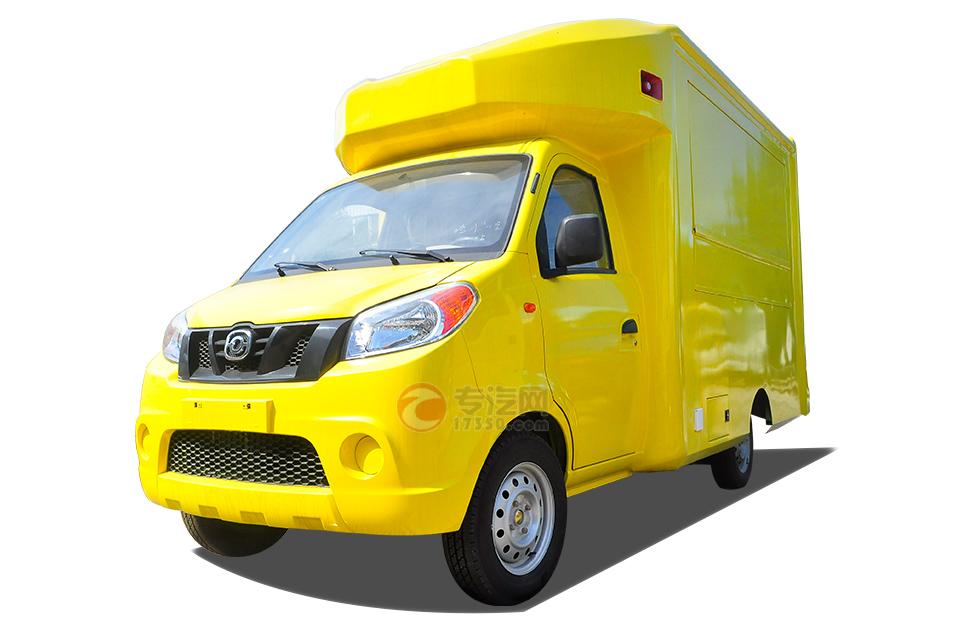 海马流动售货车