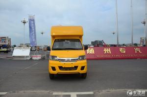 开瑞流动售货车(黄色)图片