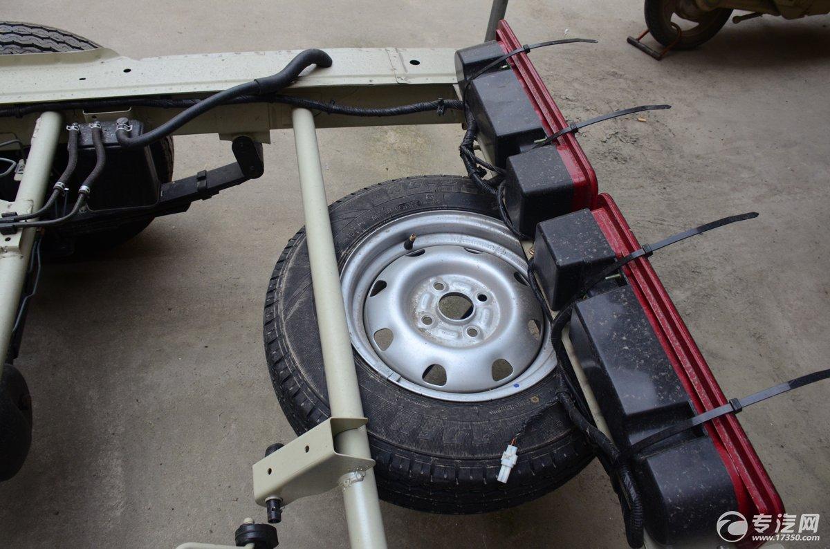 开瑞流动售货车备胎