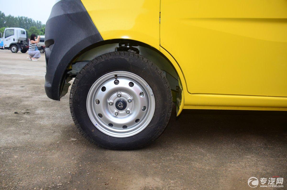 长安流动售货车轮胎
