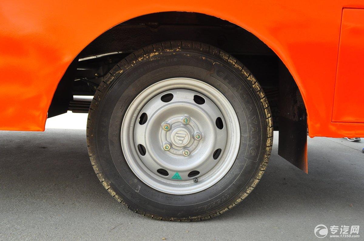 福田伽途T3国五流动售货车轮胎