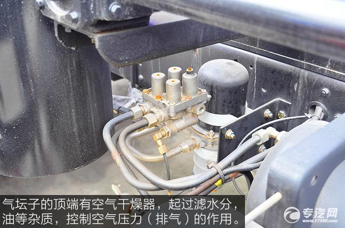 东风153吸污车空气干燥剂