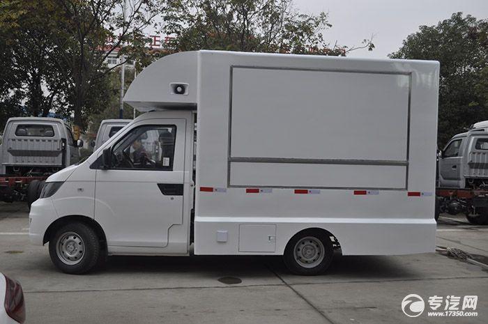 小小售貨車攜手王先生 幸福撐起一個家